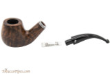 Peterson Dublin Filter 68 Tobacco Pipe - Fishtail Apart