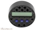 Brigham Solstice Cherry Matte Finish Humidor - Hygrometer