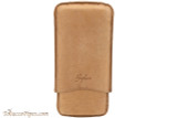 Brigham 3F Toro Cigar Case - Brown