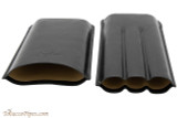 Brigham 3F Toro Cigar Case - Black Open