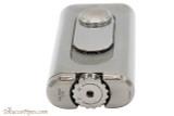 Xikar Verano Cigar Lighter - Gunmetal Bottom