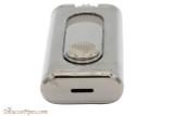 Xikar Verano Cigar Lighter - Gunmetal Top