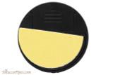 Humi-Care Black Ice Digital Round Hygrometer Back