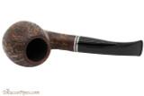 Vauen Pure Filterless 4504 Tobacco Pipe - Sandblast Top