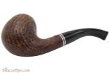 Vauen Pure Filterless 4504 Tobacco Pipe - Sandblast Bottom