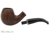 Vauen Pure Filterless 4504 Tobacco Pipe - Sandblast Apart