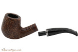 Vauen Pure Filterless 4527 Tobacco Pipe - Sandblast Apart
