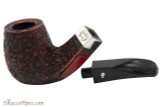 Peterson Sherlock Holmes Milverton Rustic Tobacco Pipe - PLIP Apart