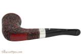 Peterson Sherlock Holmes Mycroft Rustic Tobacco Pipe - PLIP Bottom