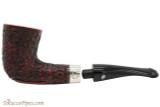Peterson Sherlock Holmes Mycroft Rustic Tobacco Pipe - PLIP Apart