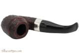 Peterson Sherlock Holmes Baskerville Rustic Tobacco Pipe - PLIP Top