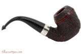 Peterson Sherlock Holmes Watson Rustic Tobacco Pipe - PLIP Right Side