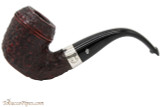 Peterson Sherlock Holmes Watson Rustic Tobacco Pipe - PLIP