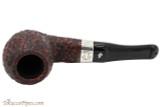 Peterson Sherlock Holmes Strand Large Rustic Tobacco Pipe - PLIP Top