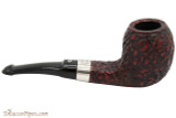 Peterson Sherlock Holmes Strand Large Rustic Tobacco Pipe - PLIP Right Side