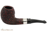 Peterson Sherlock Holmes Strand Large Rustic Tobacco Pipe - PLIP