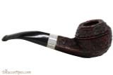 Peterson Sherlock Holmes Squire Rustic Tobacco Pipe PLIP Right Side