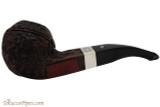 Peterson Sherlock Holmes Squire Rustic Tobacco Pipe PLIP Bottom