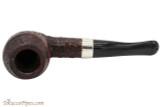 Peterson Sherlock Holmes Deerstalker Rustic Tobacco Pipe PLIP Top