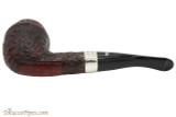 Peterson Sherlock Holmes Deerstalker Rustic Tobacco Pipe PLIP Bottom