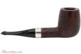 Peterson House Pipe Billiard Sandblast Tobacco Pipe - PLIP Right Side