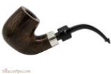 Peterson House Pipe Bent Billiard Oak Tobacco Pipe - PLIP