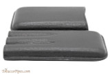 Martin Wess 597 Dante Petite Corona Case - Black Open