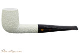 Rattray's White Goddess Carved Tobacco Pipe - TP7979