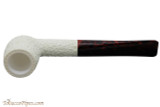 Rattray's White Goddess Carved Tobacco Pipe - TP7979 Top