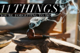 Tobacco Pipes - 11 Things You're Forgetting to Do