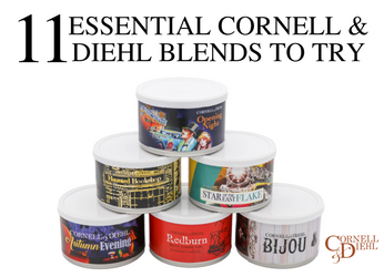 11 Essential Blends from Cornell and Diehl to Try