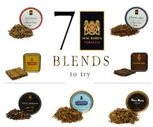 7 Mac Baren Blends to Try