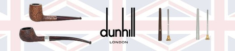 Dunhill Pipes and Accessories