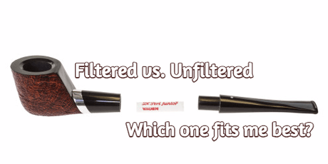 Should you use a filter in your pipe, if so, what kind of filter should you use!