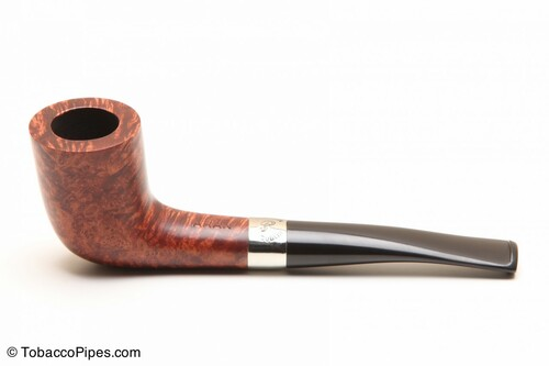 Peterson Aran 268 Tobacco Pipe Fishtail Left Side