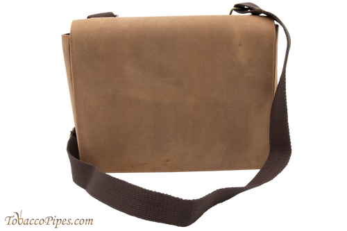 4th Generation Messenger Bag - Hunter Brown