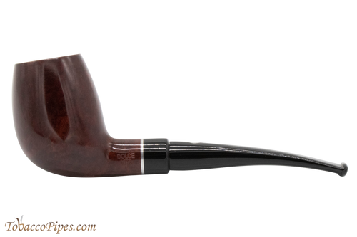 Mastro De Paja Dolce Vita Burgundy 03 Tobacco Pipe - Smooth Billiard