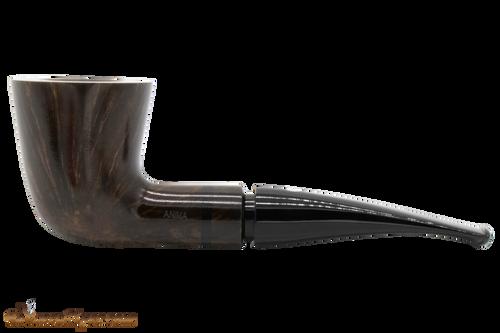 Mastro De Paja Anima Grey 01 Tobacco Pipe - Smooth Dublin