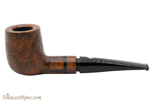 Mastro De Paja Anima 02 Tobacco Pipe - Sandblast Billiard