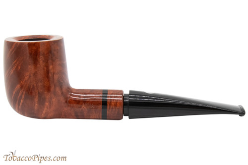 Mastro De Paja Anima Light 02 Tobacco Pipe - Smooth Billiard