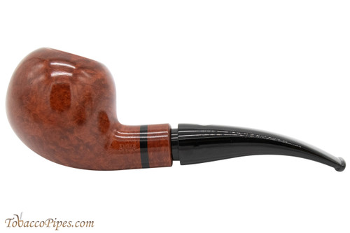 Mastro De Paja Anima Light 03 Tobacco Pipe - Smooth Apple
