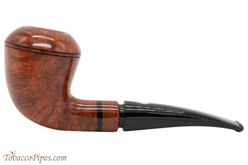 Mastro De Paja Anima Light 04 Tobacco Pipe - Smooth Rhodesian