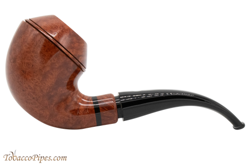 Mastro De Paja Anima Light 05 Tobacco Pipe - Smooth Rhodesian