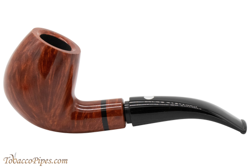 Mastro De Paja Anima Light 06 Tobacco Pipe - Smooth Brandy
