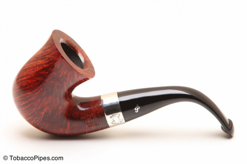Peterson Sherlock Holmes Original Smooth Tobacco Pipe PLIP Left Side