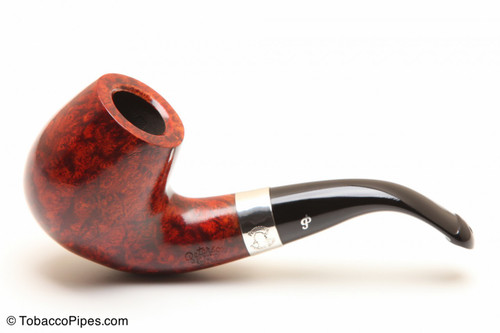 Peterson Sherlock Holmes Professor Smooth Tobacco Pipe PLIP Left Side