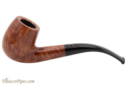 Savinelli Siena 606 Smooth Tobacco Pipe Left Side