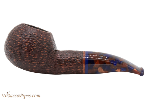 Savinelli Fantasia Brown 320 Tobacco Pipe - Rustic
