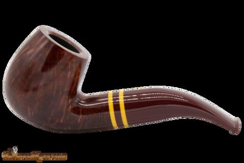 Savinelli Regimental Bordeaux 616 Tobacco Pipe - Smooth