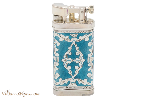 Sillems LEA Old Boy Azur Double Sided Pipe Lighter